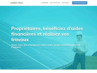 Green Deal, les spécialistes en transition énergétique