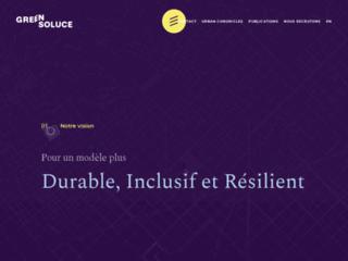 Détails : Green Soluce : Rénovation énergétique des bâtiments tertiaires