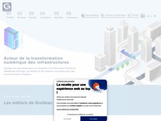 Grolleau spécialiste de l'équipement urbain industriel