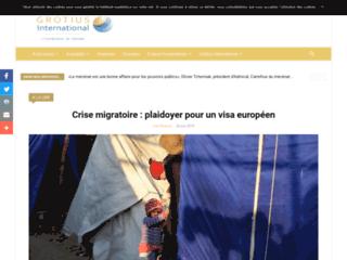 urgence humanitaire