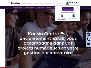 Détails : Société spécialisée en gestion des documents