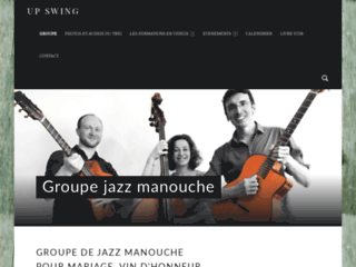 Up Swing - Groupe de Jazz