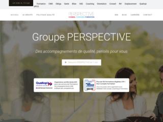 Détails : Groupe Perspective, conseil coaching formation