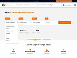 Détails : Groupe Réussite, stage intensif préparation aux concours
