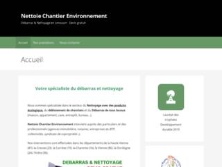 Nettoie Chantier Environnement