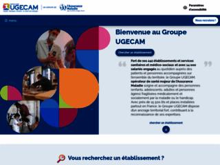 Détails : Ugecam - Etablissement de santé assurance maladie - Soins de suite