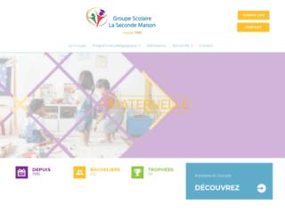 Groupe scolaire La Seconde Maison, école privée à Casablanca
