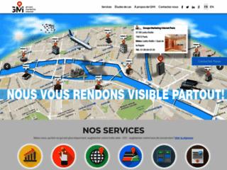 Détails : Groupe Marketing Internet (GMI), agence de marketing web à Paris