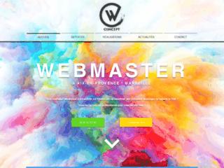 Group Web Concept