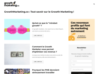 Tout savoir sur le Growth Marketing
