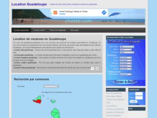Détails : Location de vacances en Guadeloupe