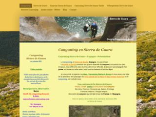 Détails : Guara-Canyoning