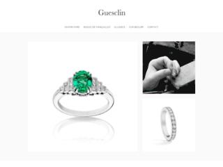 Détails : Guesclin, artisan joaillier à Paris