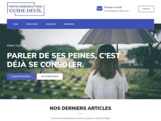 Guide Deuil