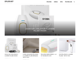 Détails : Guide Epilation laser, cire, électrique