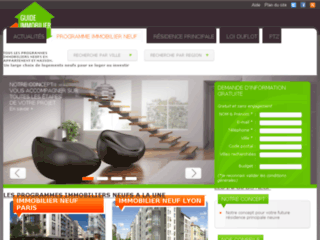 Détails : L'immobilier neuf en France