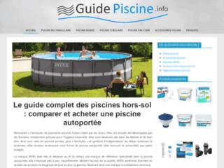 Guide pour piscine.
