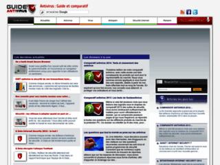 Guide antivirus, conseiller en antivirus
