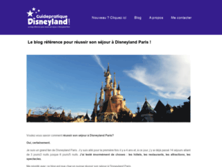 Le Guide Pratique De Disneyland Paris