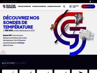 Détails : Guilcor - achat thermocouple
