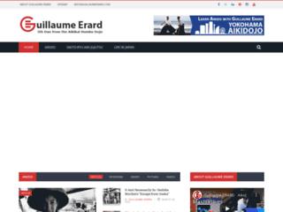 Détails : Guillaume Erard - Aïkido et Vie au Japon