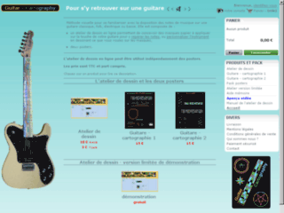 Détails : Guitar-Cartography
