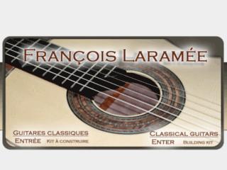 Détails : Guitares classiques Laramée