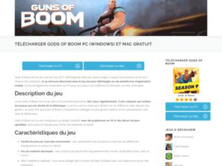 En savoir sur le jeu Gunsofboom.fr