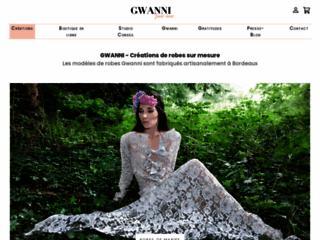 Détails : Gwanni, créateur de robes de mariée à Bordeaux, Toulouse, Paris