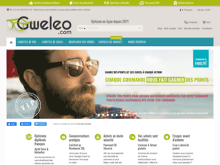 Détails : Gweleo, opticien en ligne, lunettes moins cher