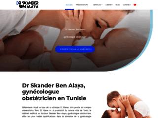 Détails : Gynécologue en Tunisie: Docteur Skander Ben Alaya