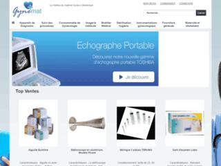 gynemat vente du matériel de gynéco-obstétrique