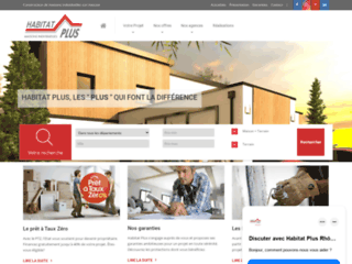 Habitat plus, maison à bâtir en France