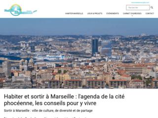 Détails : Le guide touristique : Habiter Marseille