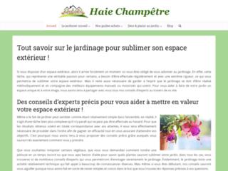 Détails : Haie-champetre.fr Jardin loisirs