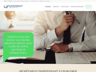 Hainaut Secrétariat, la structures qui vous propose des secrétaires indépendant
