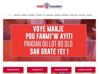 Haïti Transfert, le n°1 du transfert vers Haïti