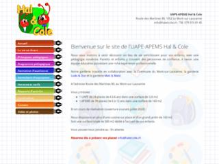 Ecole enfantine et primaire pour garçons et filles de 4 à 12 ans