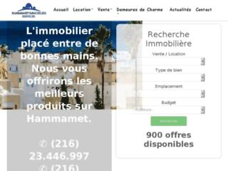 Détails : Hammamet Immobilier Services