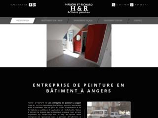 Détails : Votre artisan peintre à Angers