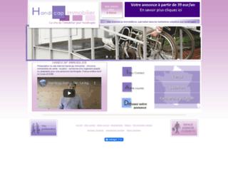Détails : Annonce immobilière spécialisée handicap