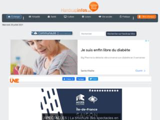 Détails : HandicapInfos