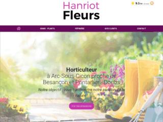 Hanriot Fleurs - pépinière à Arc-sous-Cicon