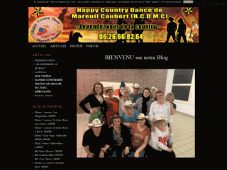 Happy Country Dance