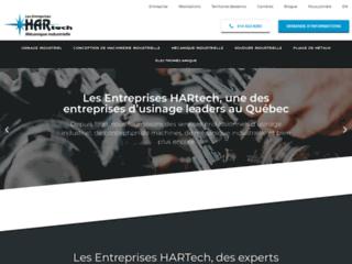HARtech, service de mécanique industrielle