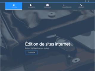 Détails : Hardibo Pierre-Jean, Créateur de sites internet de qualité