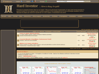 Détails : Investir Or - Or et Argent