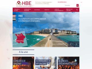 Avec la société HBE : Préparer facilement un événement d'entreprise