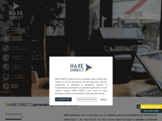 HAXE Direct : Caisse Enregistreuse en Midi-Pyrénées, Languedoc-Roussillon et Normandie