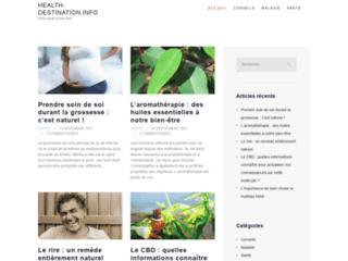 Blog de conseils santé